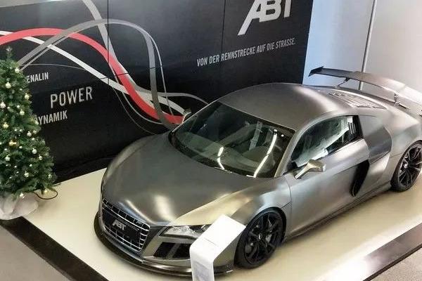 「参观」他们有赛车的灵魂 走访ABT德国总部