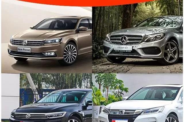 2017年前11个月这4台B级车卖得最火,平均月销10000+!