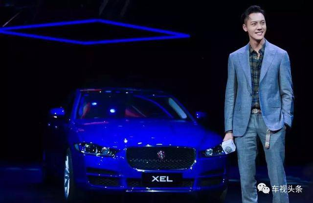 陈伟霆:名门新生,这款捷豹XEL真不错!