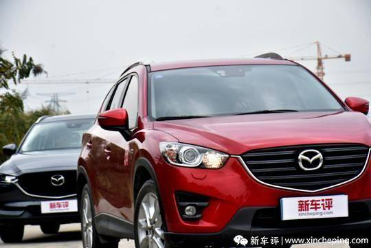约驾新Mazda CX-5:马粉车主的告白情书,不喜勿喷