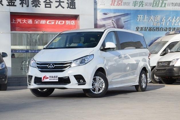 上汽G10售价13.38万元起 北京新报价