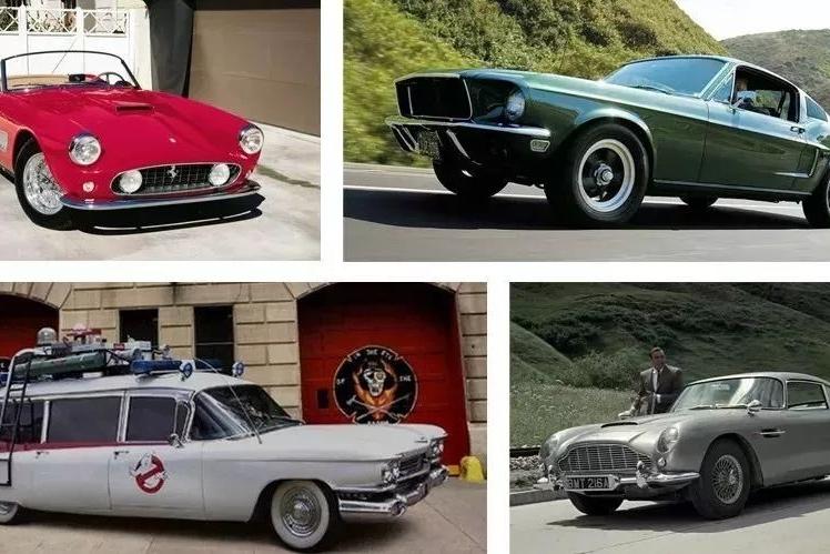 上天下海无所不能  十大电影中的超级汽车