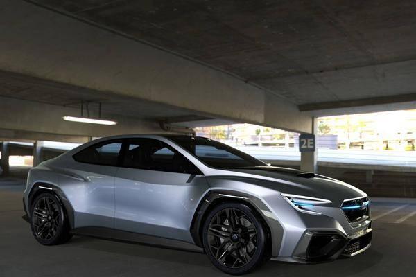 紧跟丰田老大哥的脚步 斯巴鲁将在2020年发布纯电动WRX