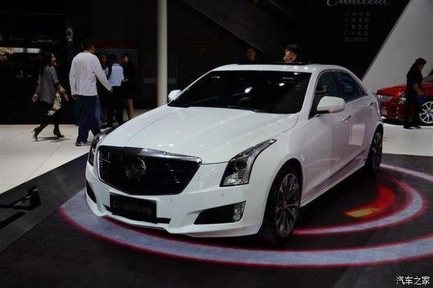 这些是凯迪拉克在中国最重要的4款车