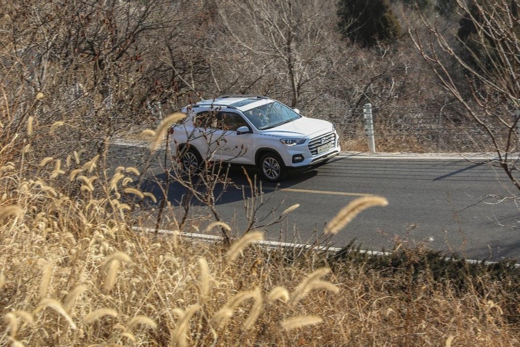 90车主秀丨这个一米九五的硬派汉子选了北京现代ix35