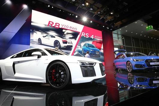 致力新能源 奥迪R8车型将于2020年停产
