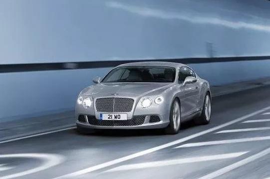 除了钱,没有理由拒绝这款超级轿跑欧陆GT