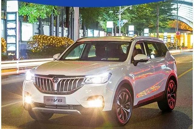 """8.79万起,中国版""""宝马X5"""",中华旗舰SUV刚上市不久"""