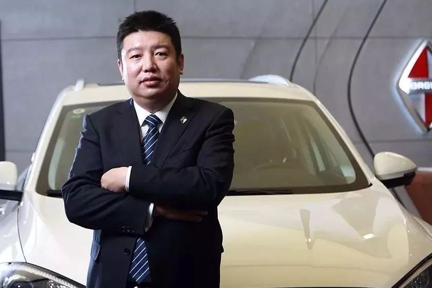 梁兆文:宝沃的使命是做全球化品牌丨讲述