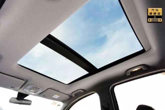 天窗比车门还大!15万内全景天窗最大的5款SUV