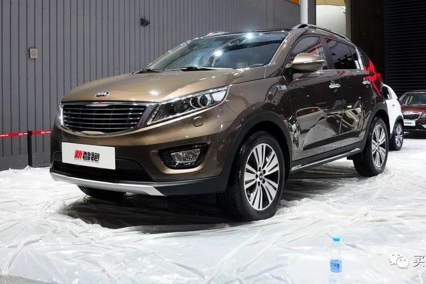起亚智跑只要11万就卖? 临近年底最绝望最疯狂的就是韩系车了