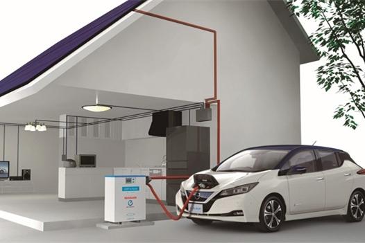 更节能 日产为聆风提供太阳能充电系统