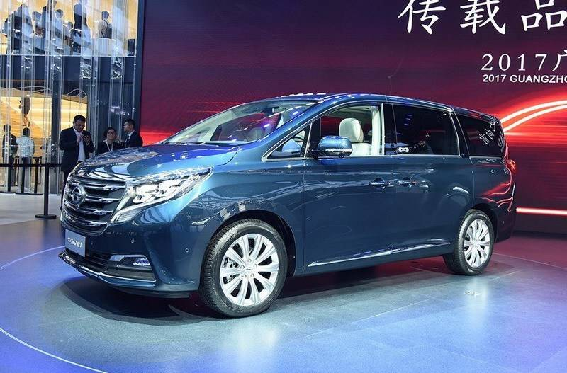 广汽传祺GM8将于今晚上市,预售18-27万元