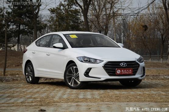 现代领动最高优惠2万 广州有现车