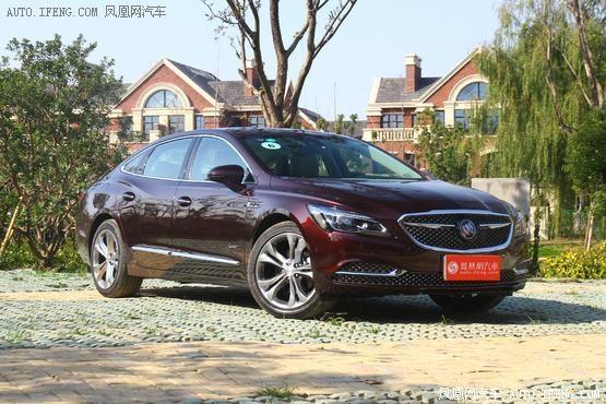 别克君越最高优惠2.8万 广州有现车