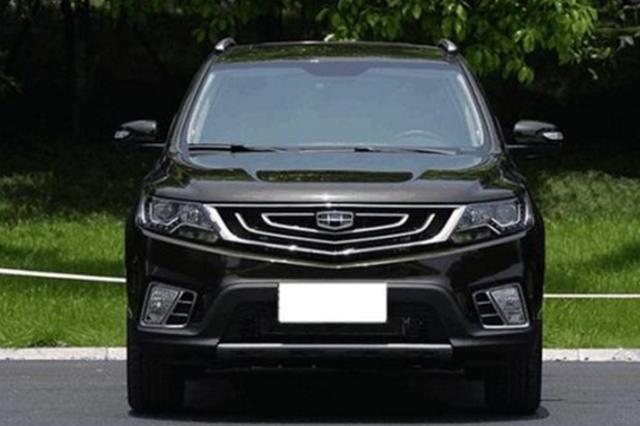 最厚道国产SUV,标配ESP+后视镜加热,前后独悬,只要7万多