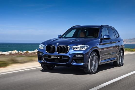 BMW X3国产进程启动