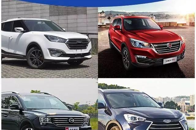 这4款10来万的国产SUV有一个很Diao的功能,豪车车主都羡慕!