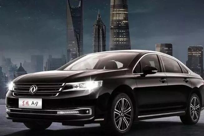 东风A9:一款有温度的中国自主高端轿车