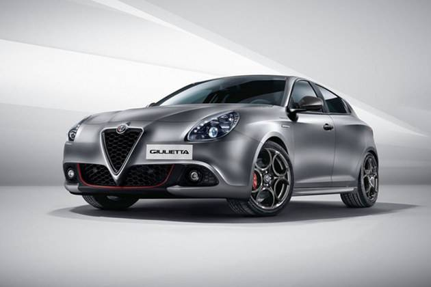 阿尔法·罗密欧推全新车型 基Giulia打造