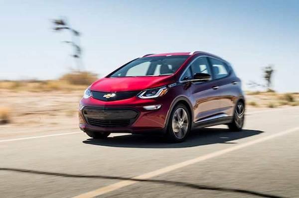 最新调查:美国近80%电动汽车为租赁,而非购买
