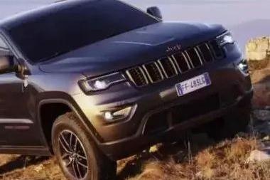 视频丨2017款Jeep大切诺基, 越野利器相当霸气