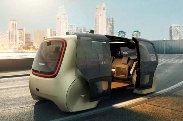 大众欲推首款无人驾驶车 已与Aurora合作