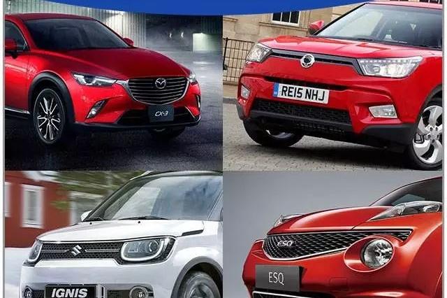 12.90万起,最便宜的几台进口SUV,95%中国人没见过!
