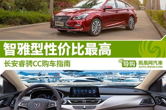 长安睿骋CC购车指南