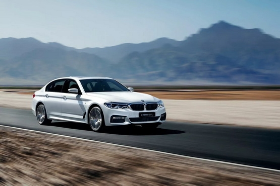 全新BMW 5系品鉴会