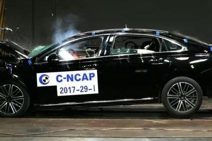 安全性  东风A9领衔自主品牌
