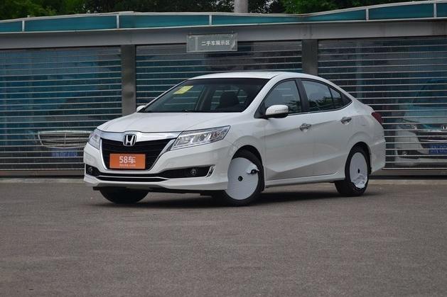 本田凌派多少钱 无锡现车让利1.8万元