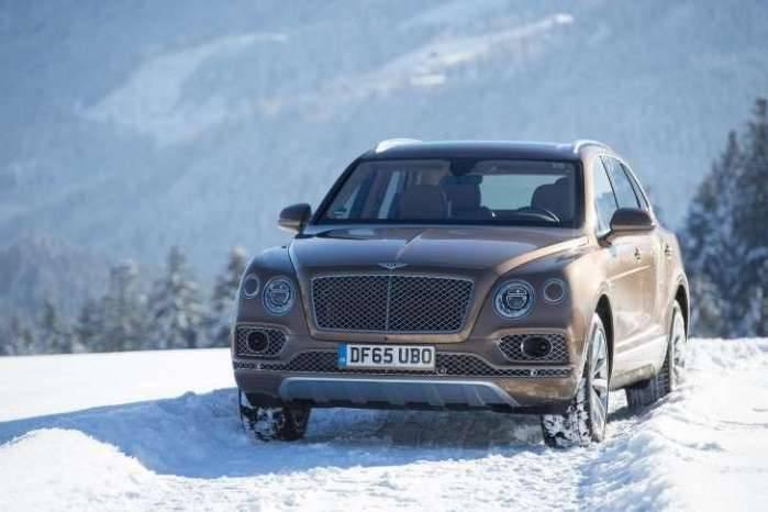 不受冬季任何天气的影响 10辆可在冬季正常使用的高性能车