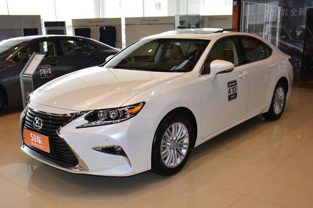雷克萨斯ES目前售价多少 购车优惠1.2万