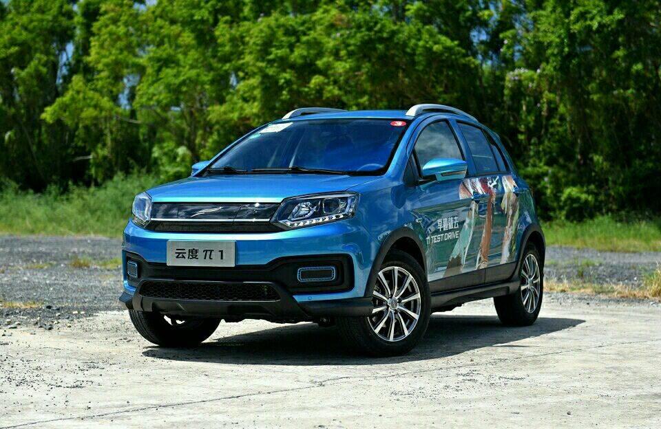 国产全新纯电动SUV上市,售价不到8万元,比亚迪都着急了