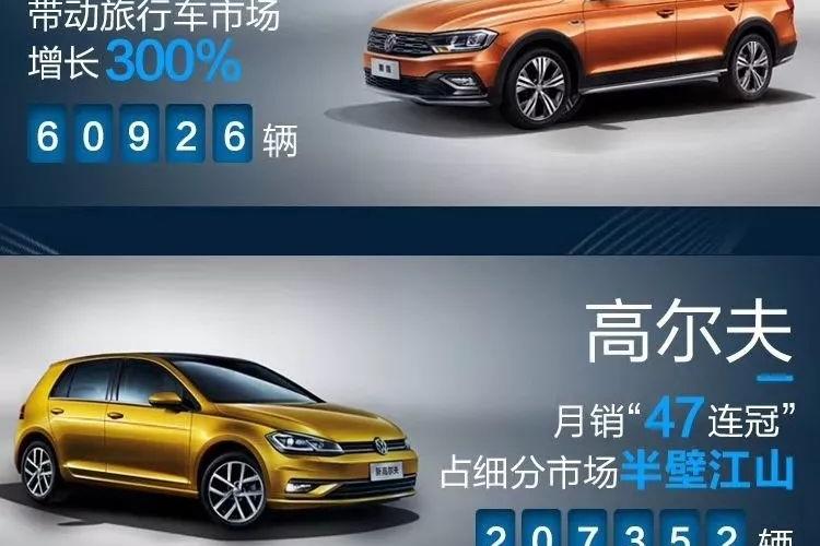 """资讯   一汽-大众凭7款车型一年卖出140.5万辆,2018将迎""""产品大年"""""""