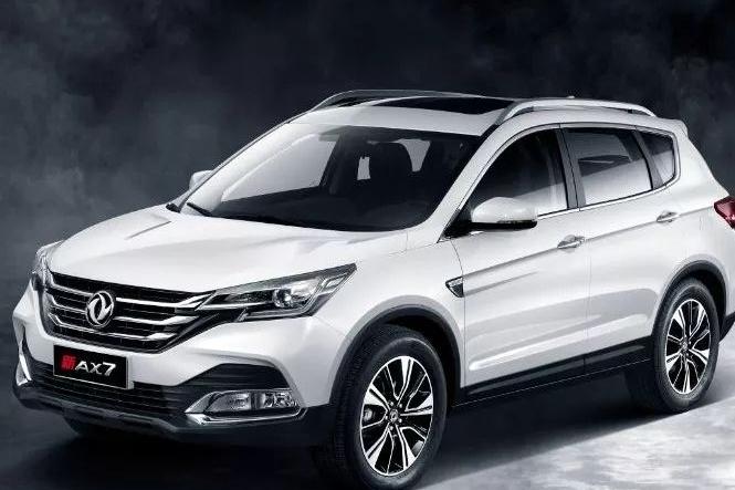 新车丨新AX7加码手动挡,东风风神2018年目标剑指20万辆