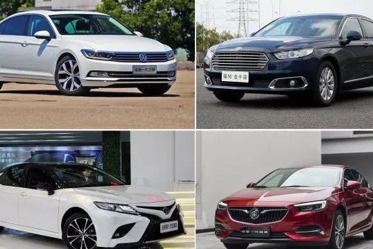 二十万元的合资中型车,年轻与沉稳之间该如何选择