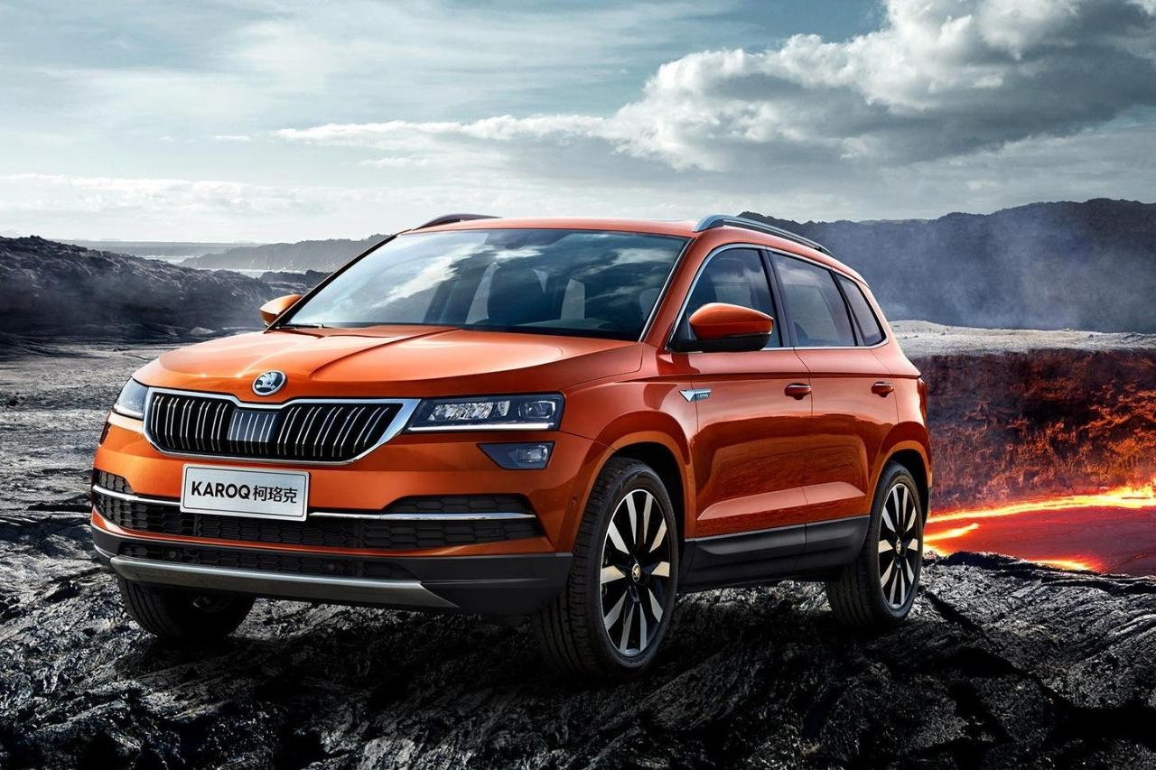 从柯迪亚克到柯珞克 斯柯达加速开拓SUV市场