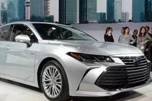 「车讯」一汽丰田即将有新车型国产,亚洲龙全球首发