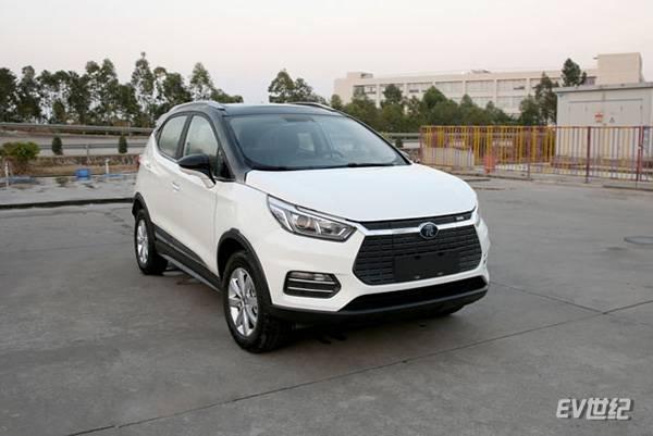 """王传福""""钦点""""新能源车曝光 续航里程或达300km售价不到10万"""