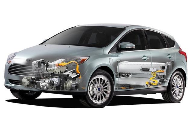 福特未来产品计划曝光 包含电动和混动