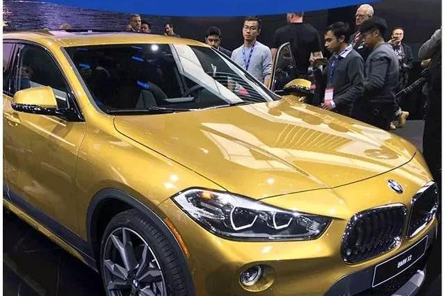宝马刚刚亮相了一款让人尖叫的全新SUV,卖30万必火!