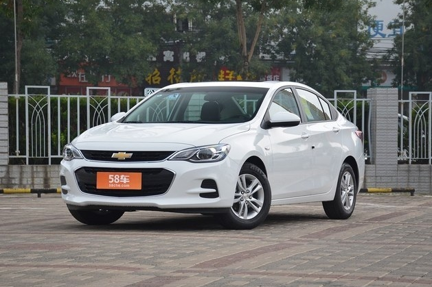 雪佛兰科沃兹近期报价 上海优惠3.75万