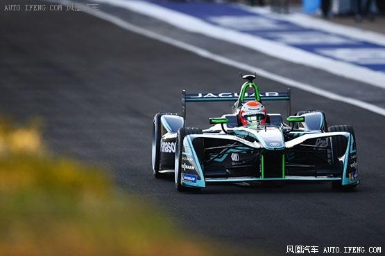 出征Formula E马拉喀