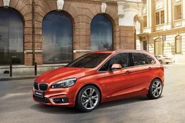 BMW 2系旅行车关键词