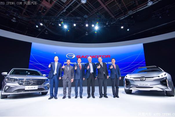 中国自主品牌汽车已