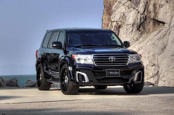 全球公认十大越野SUV,是男人都想要一辆!