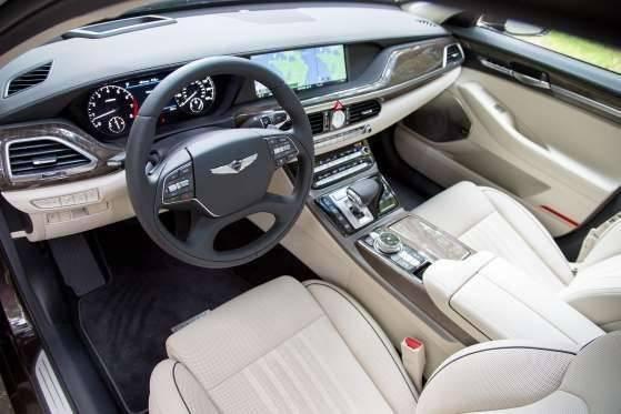 美媒评年度十佳内饰汽车品牌 韩国三个品牌上榜 两个进前五