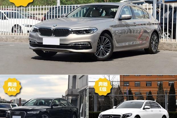 新款宝马5系上市,47.99万元起售,内饰升级比A6L更豪华?